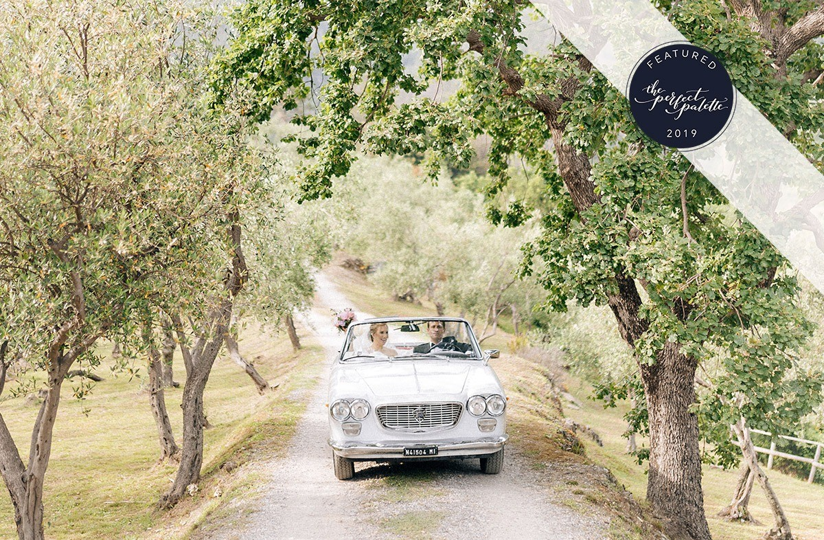 Elegant wedding in Monterosso Al Mare