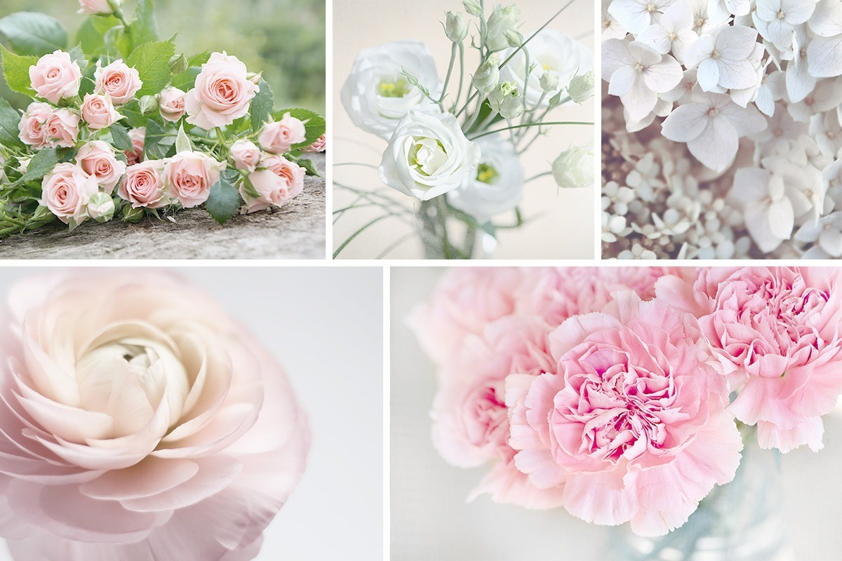 Which flowers should you choose for your romantic wedding?