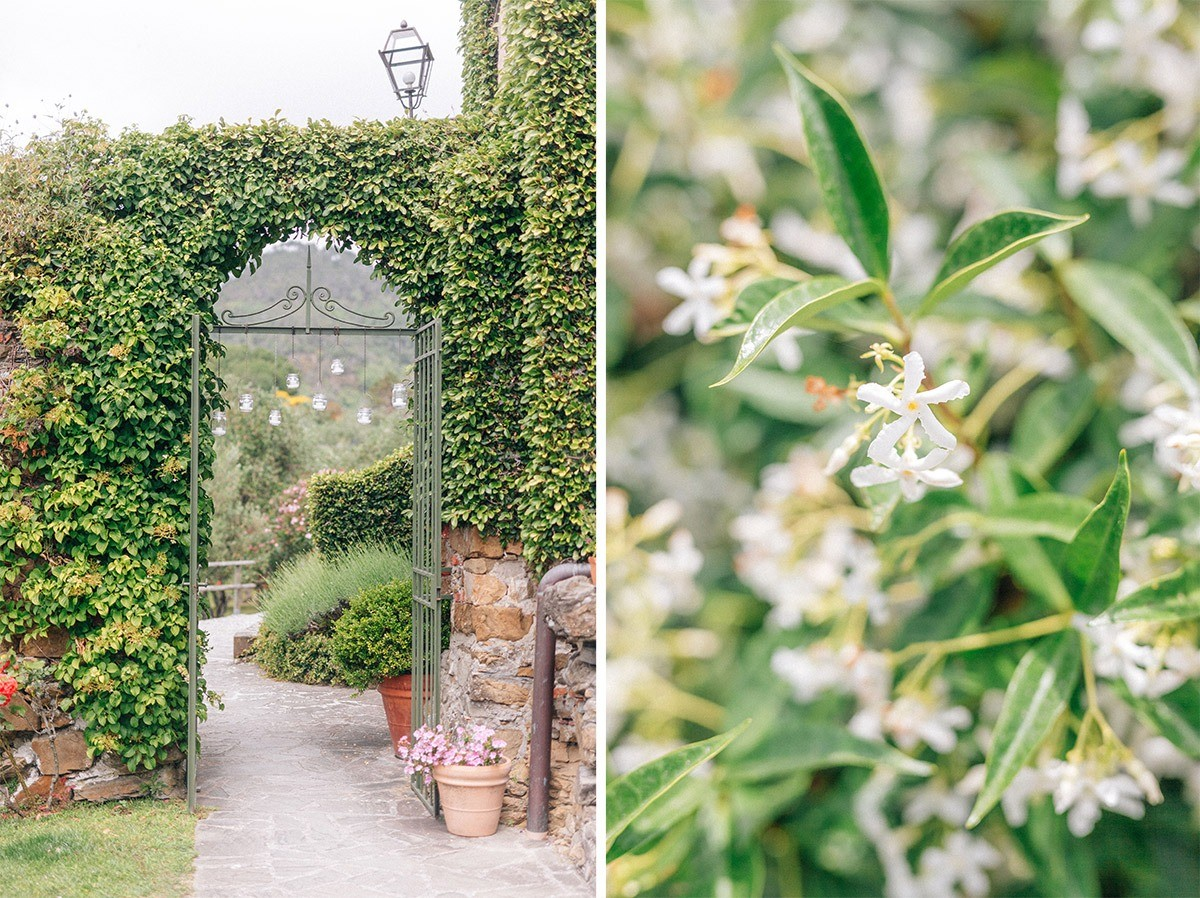 wedding venue details in monterosso al mare